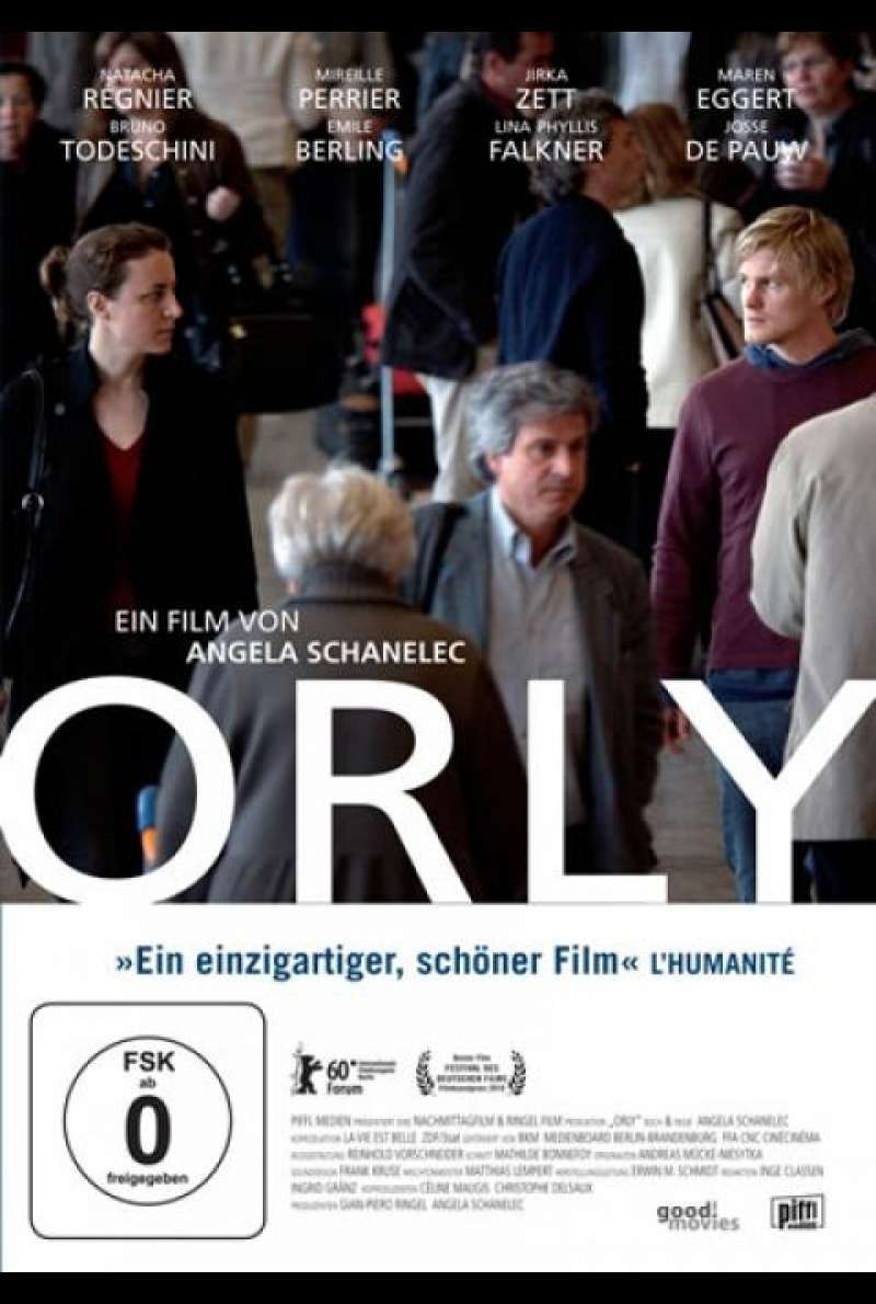Orly - DVD-Cover