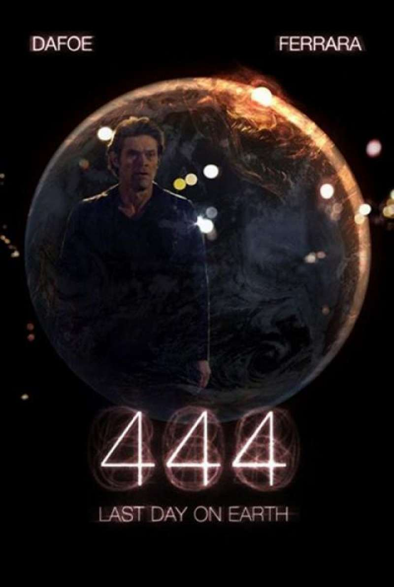 4:44 - Last Day on Earth - Filmplakat