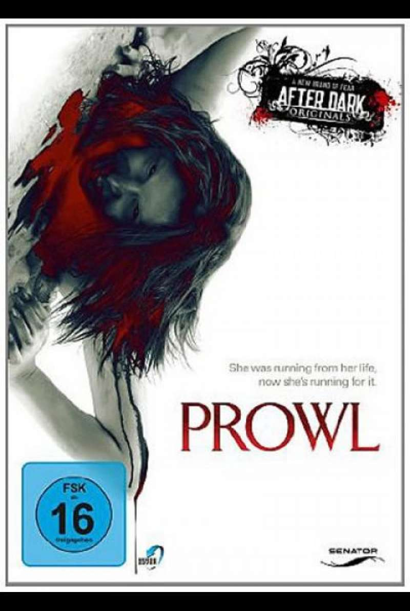 Prowl - DVD-Cover