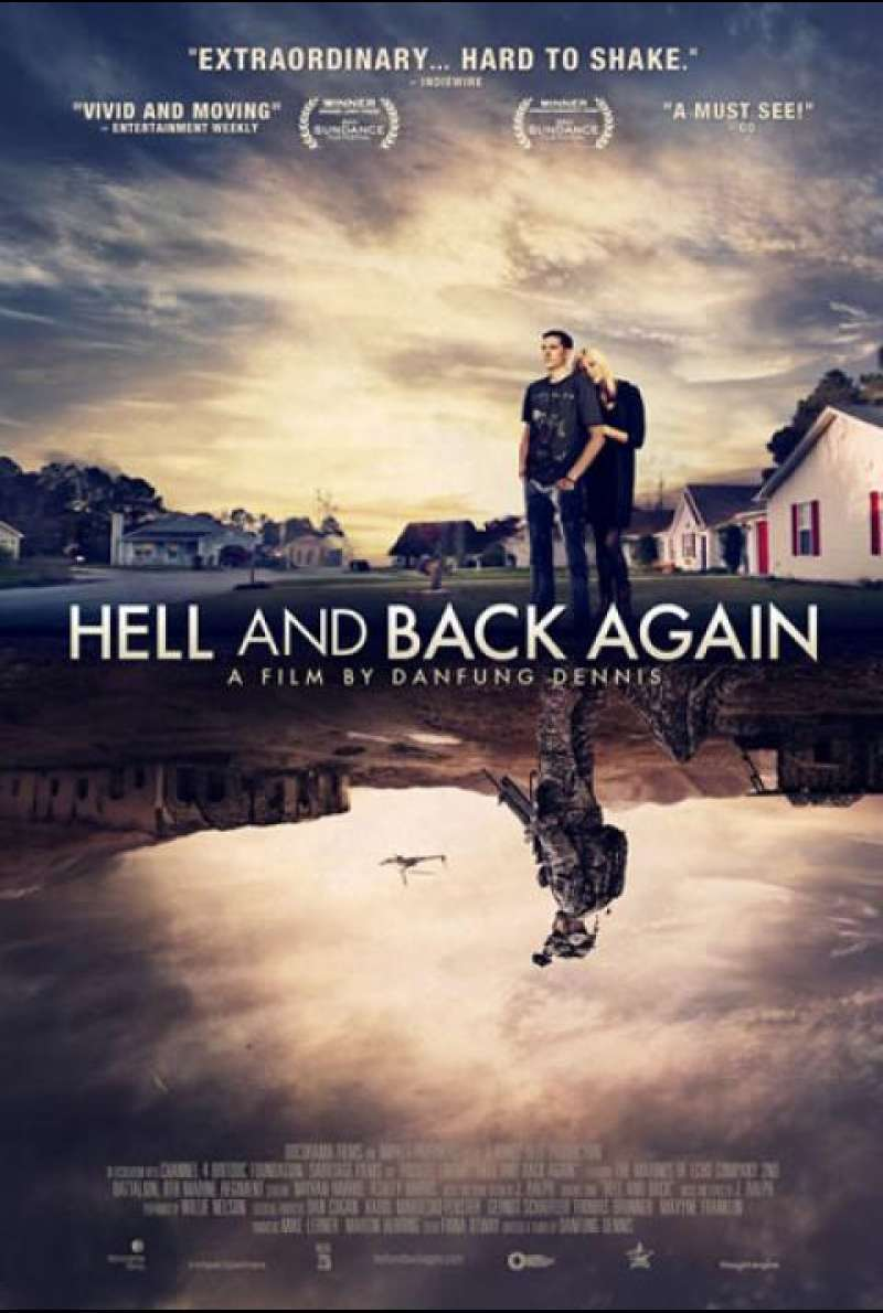 Hell and Back Again - Filmplakat (US)
