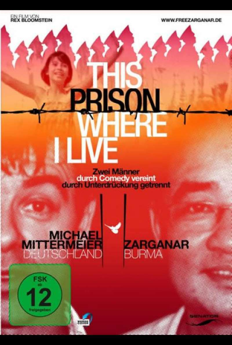 This Prison Where I Live - DVD-Cover