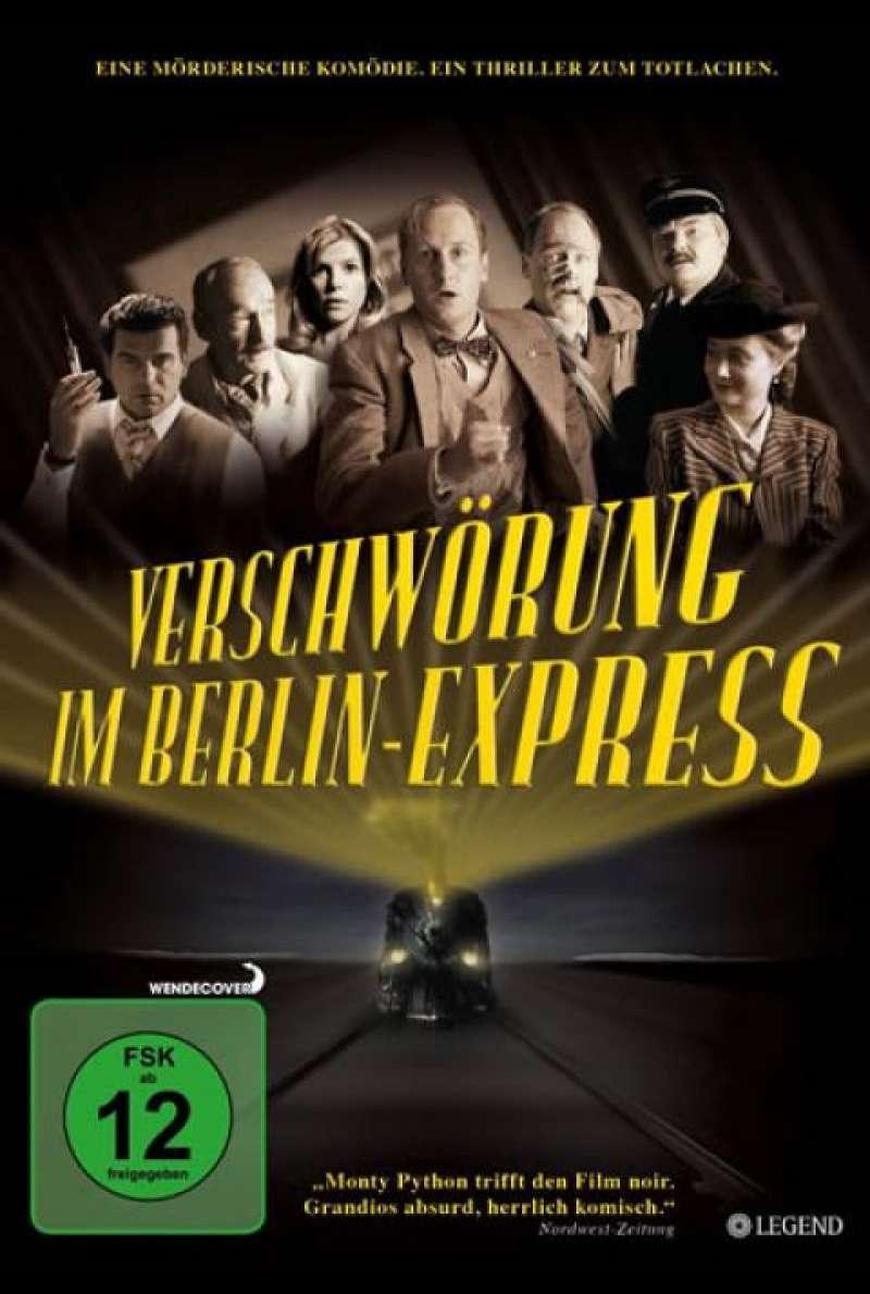 Verschwörung Im Berlin Express