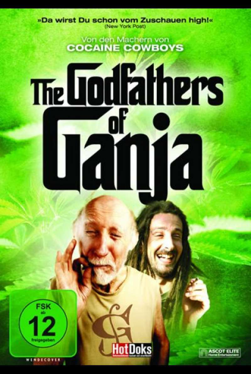 The Godfathers of Ganja - DVD-Cover