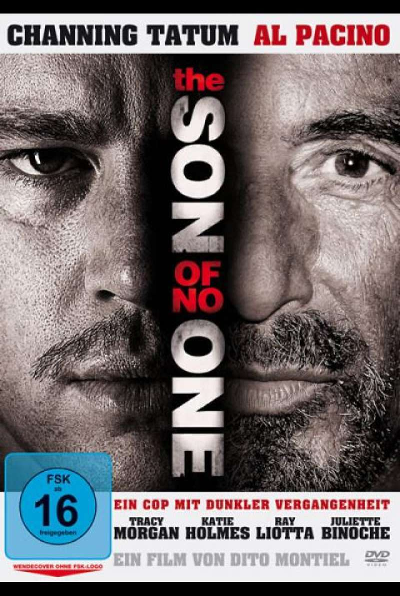 The Son of No One - DVD-Cover
