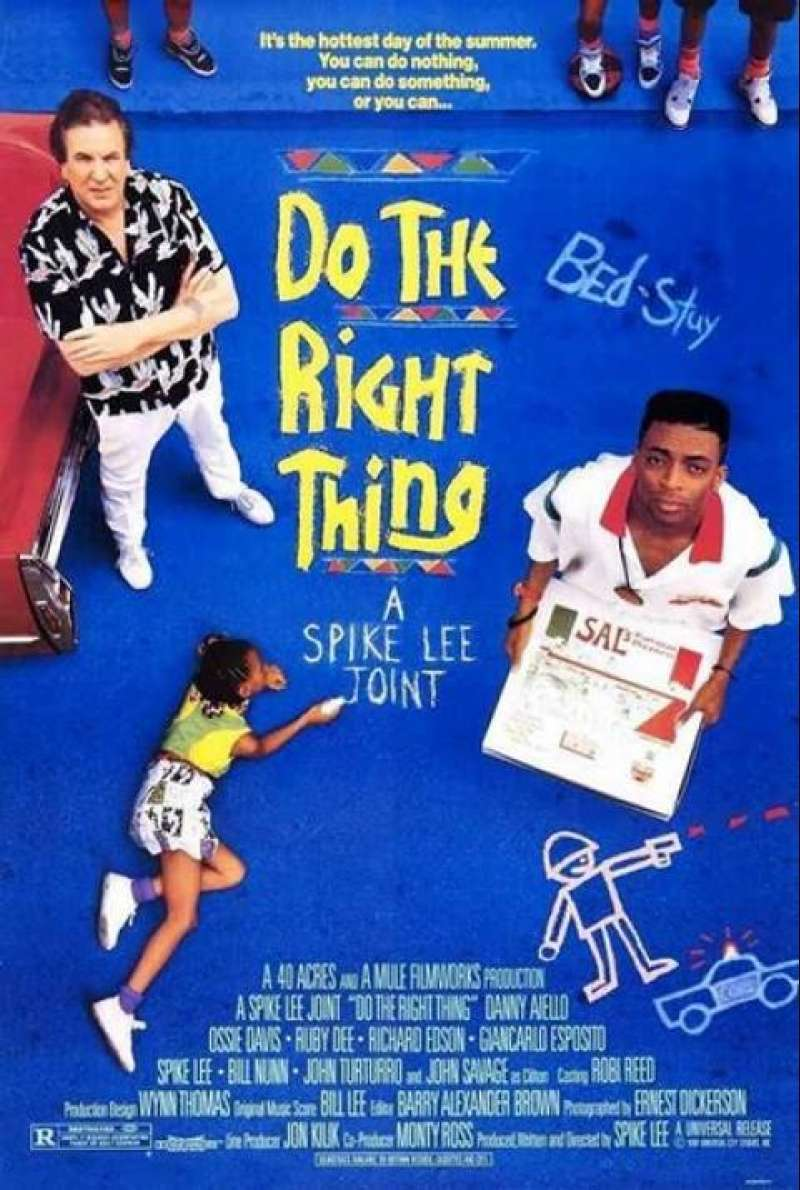 Do The Right Thing - Filmplakat