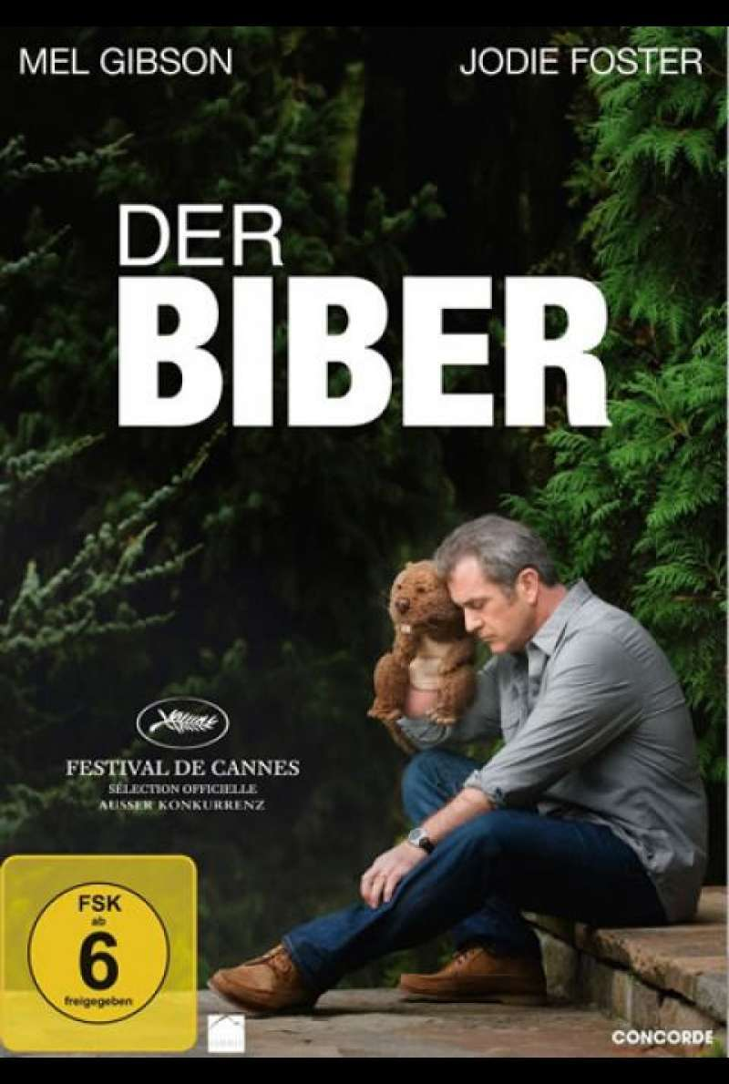 Der Biber - DVD-Cover