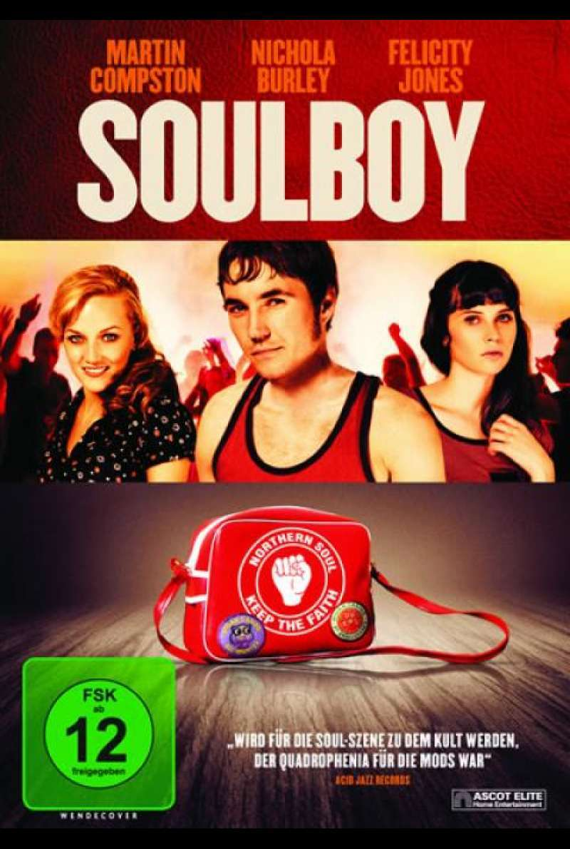 Soulboy - DVD-Cover