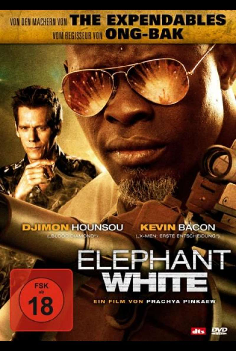 Elephant White - DVD-Cover