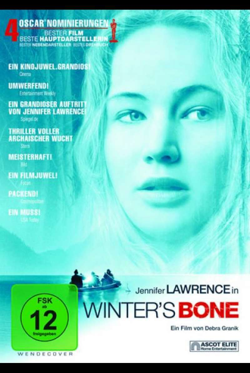 Winter's Bone - DVD-Cover