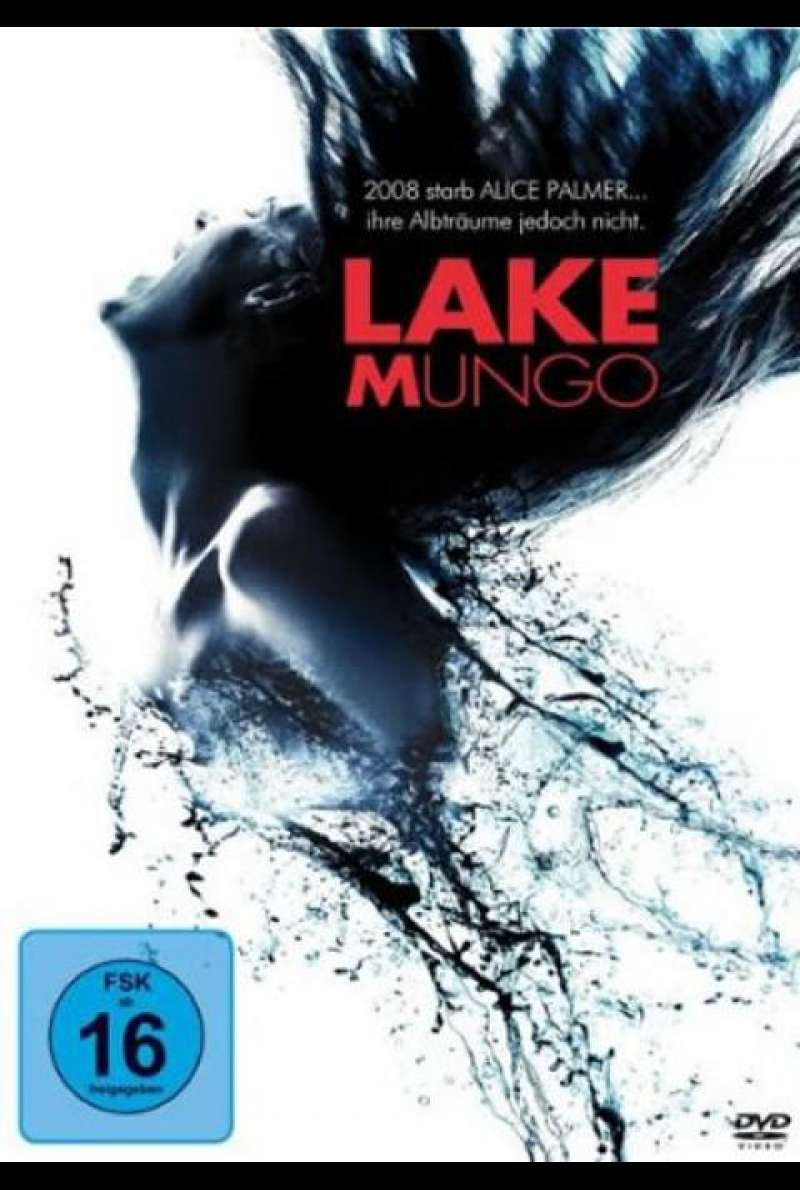 Lake Mungo - DVD-Cover