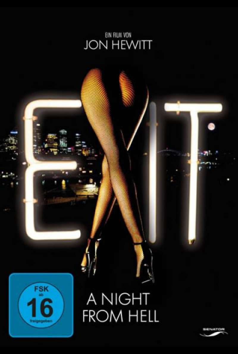 Exit - A Night from Hell - DVD-Cover