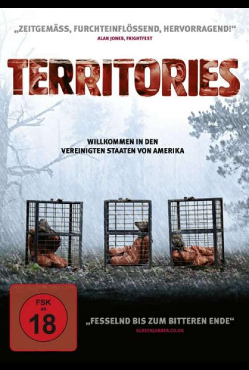 Territories - DVD-Cover