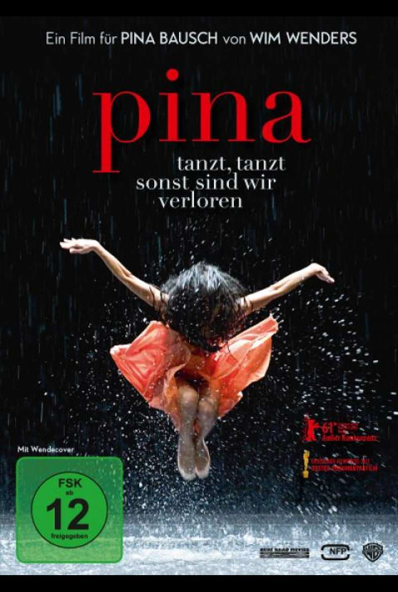 Pina - DVD-Cover