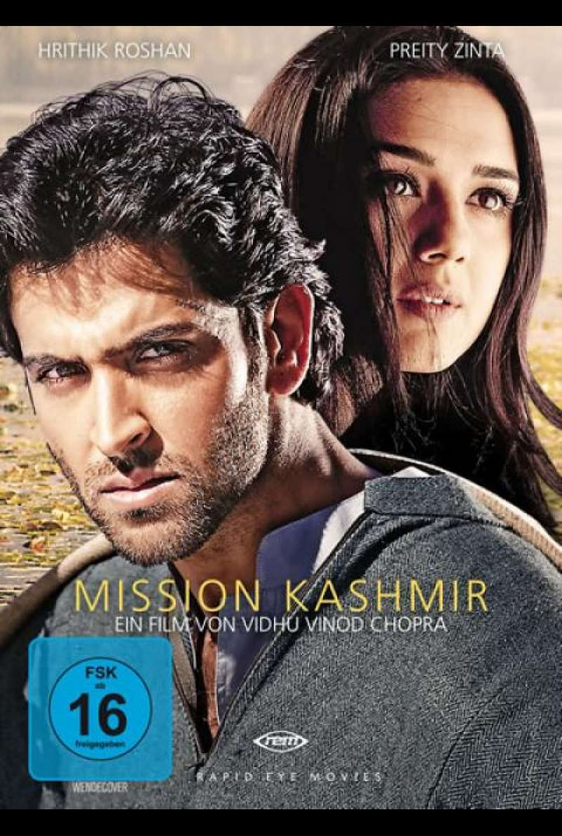 Mission Kashmir - DVD-Cover