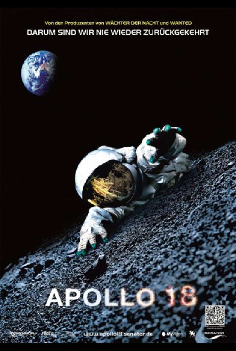 Apollo 18 - Filmplakat