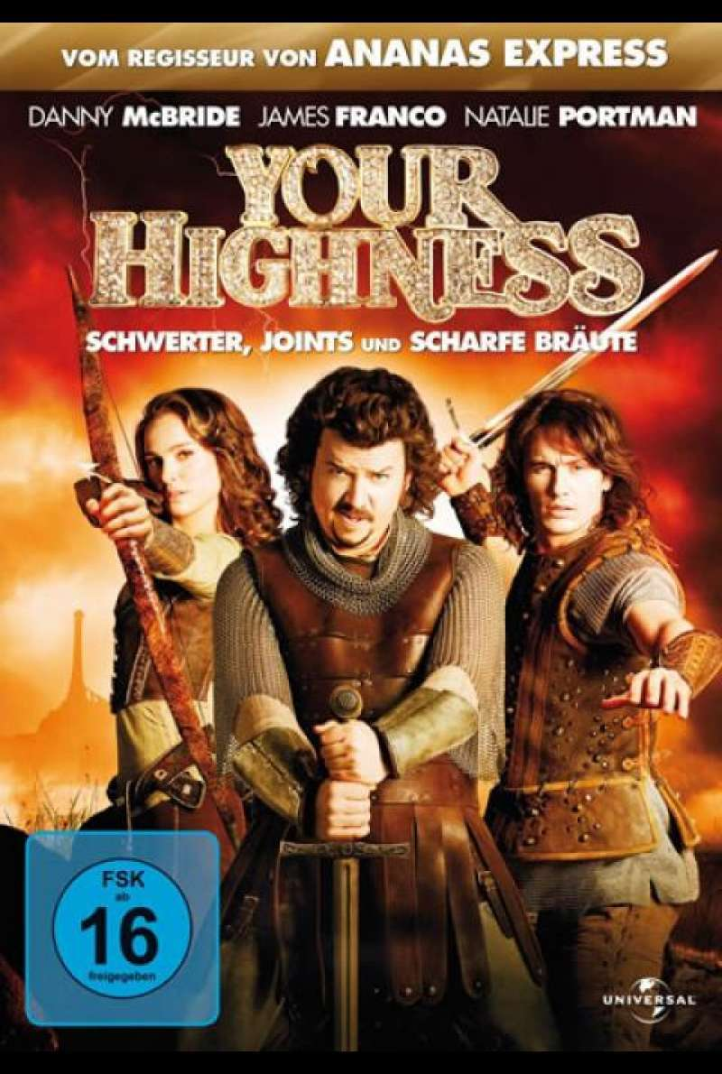 Your Highness - DVD-Cover