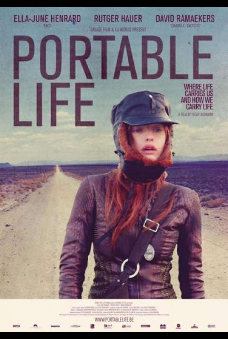 Portable Life - Filmplakat (BE)