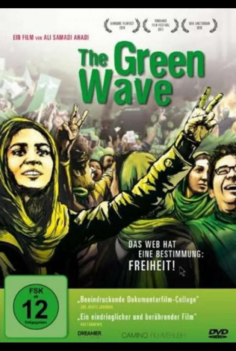 The Green Wave - DVD-Cover