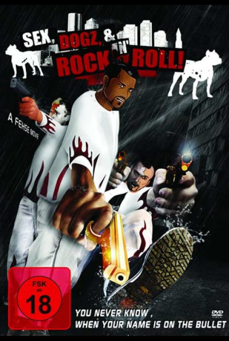Sex, Dogz and Rock n Roll - DVD-Cover