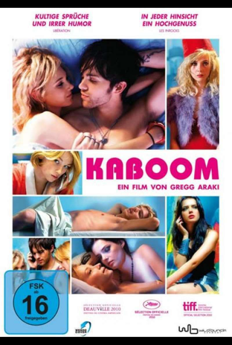 Kaboom - DVD-Cover
