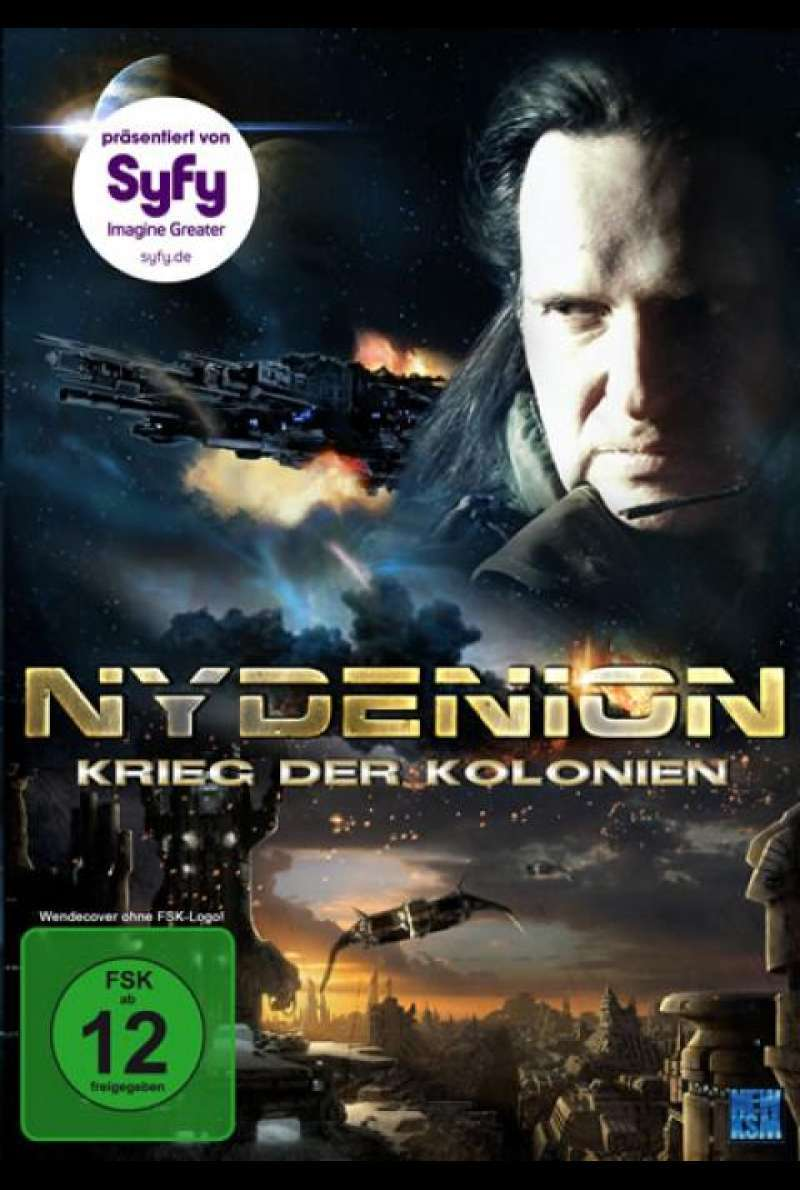 Nydenion - DVD-Cover