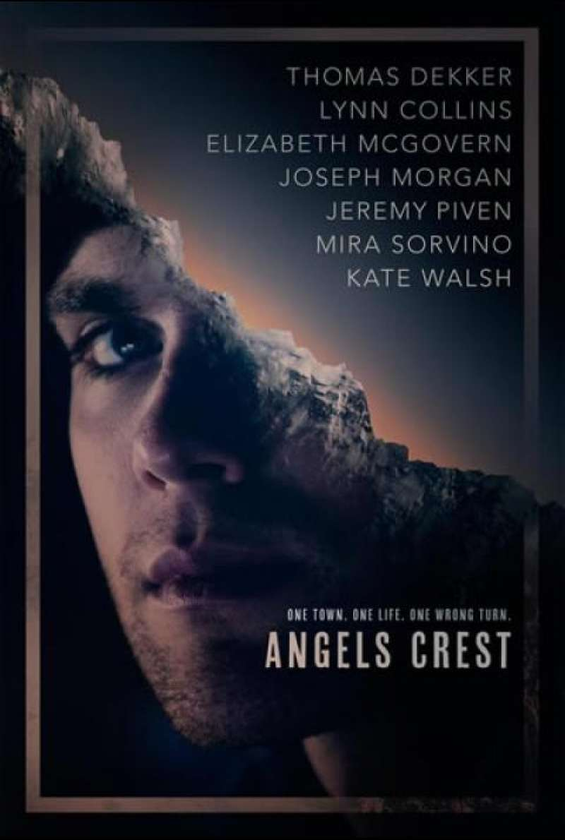 Angels Crest - Filmplakat (US)