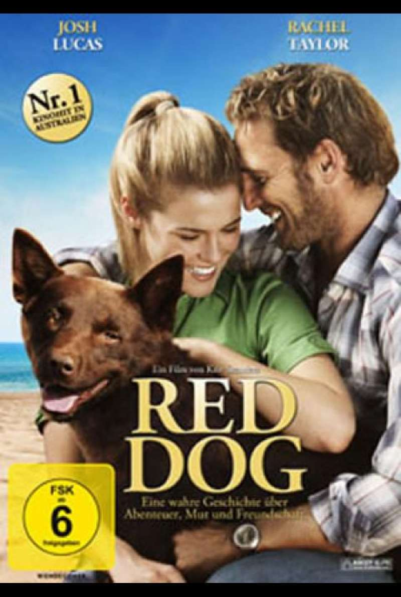 Red Dog - DVD-Cover