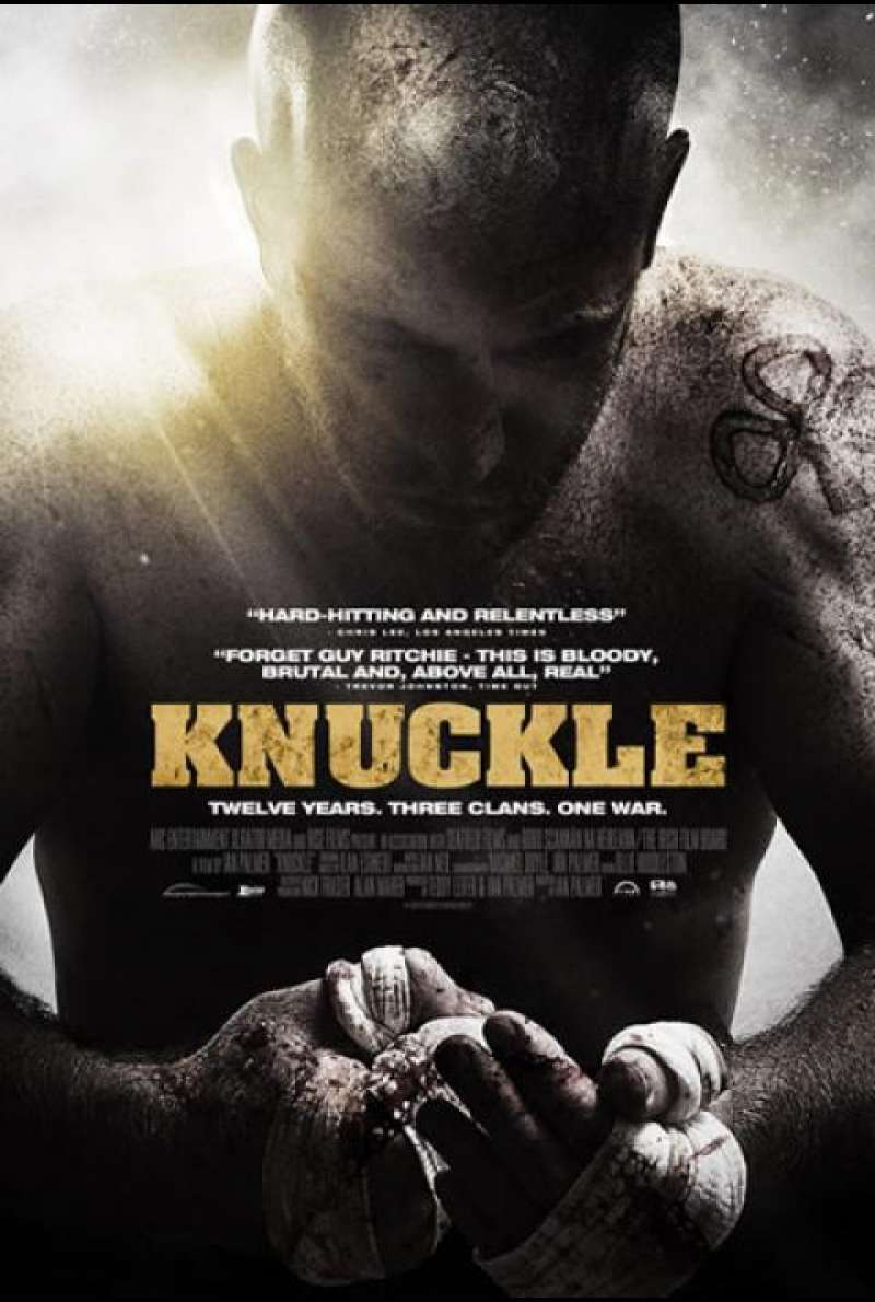Knuckle - Filmplakat (US)