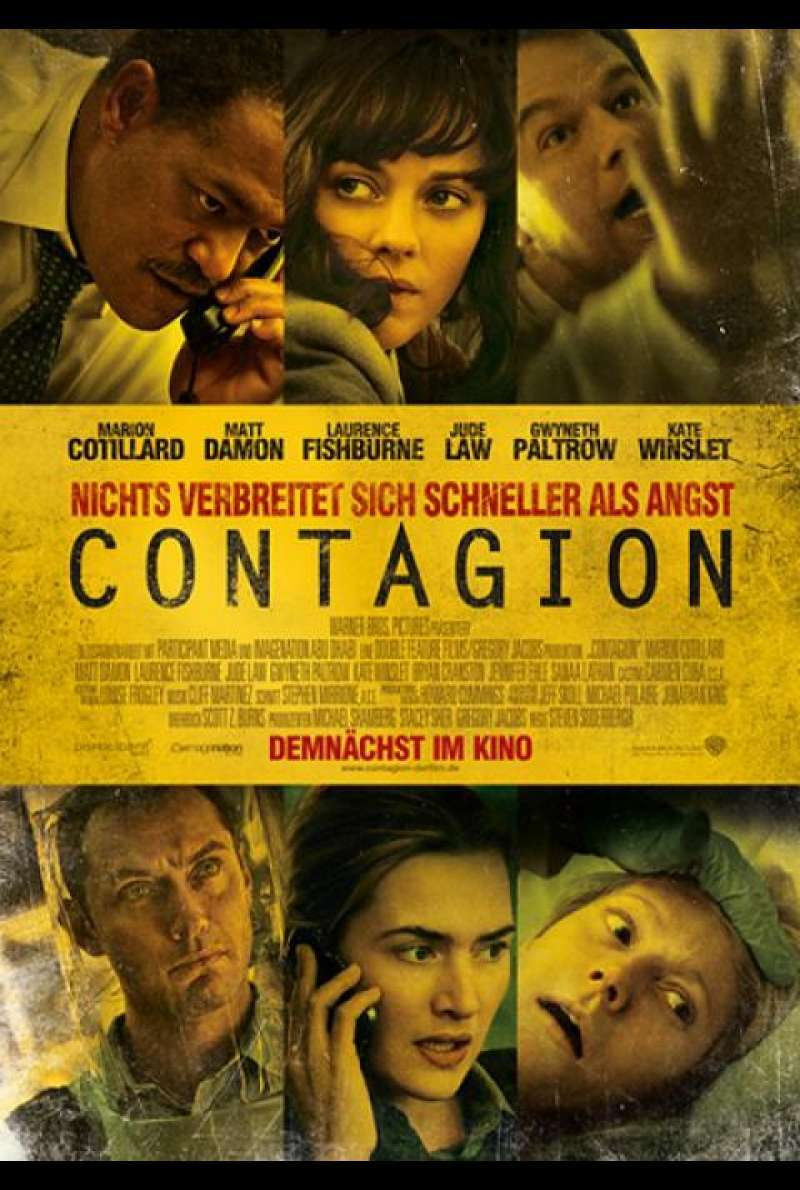 Contagion - Filmplakat