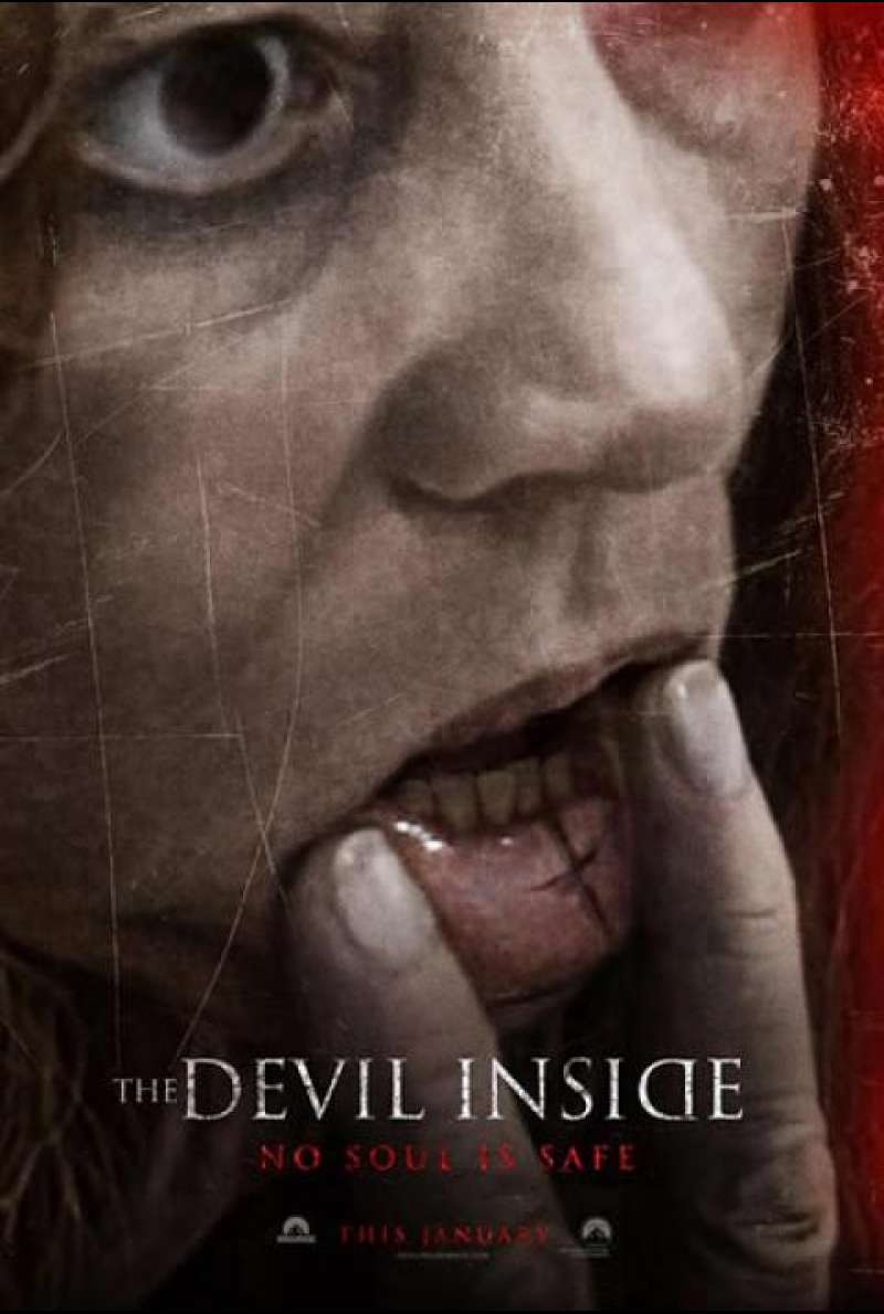 The Devil Inside - Teaser (US)