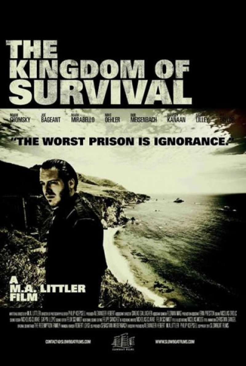 The Kingdom of Survival - Filmplakat (US)