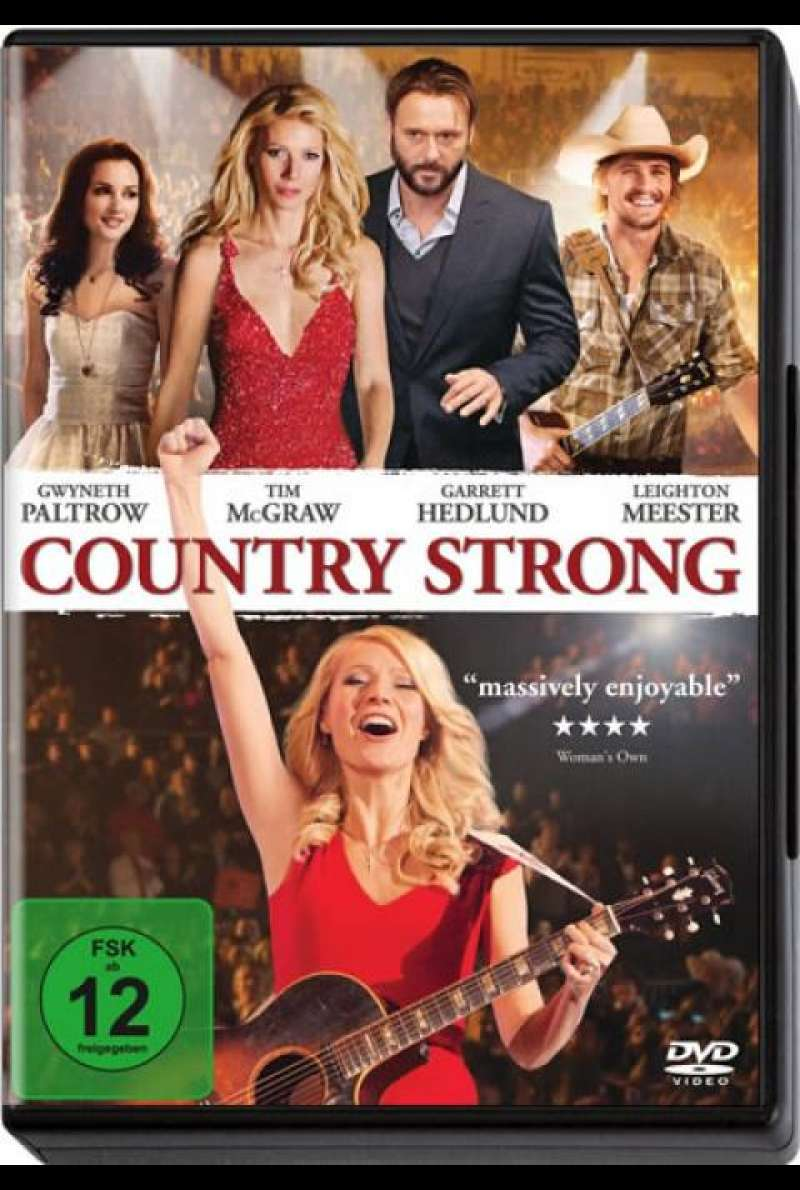 Country Strong - DVD-Cover