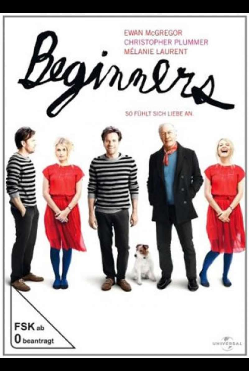 Beginners - DVD-Cover
