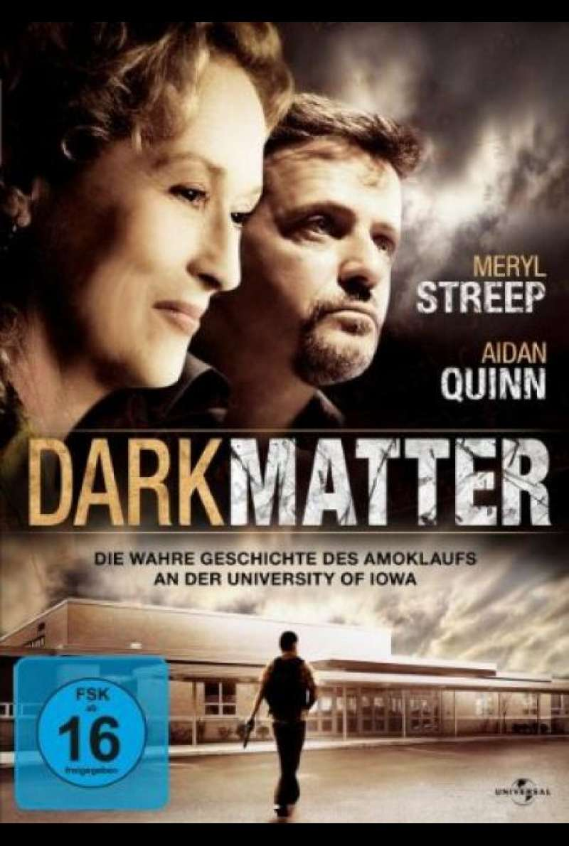 Dark Matter - DVD-Cover