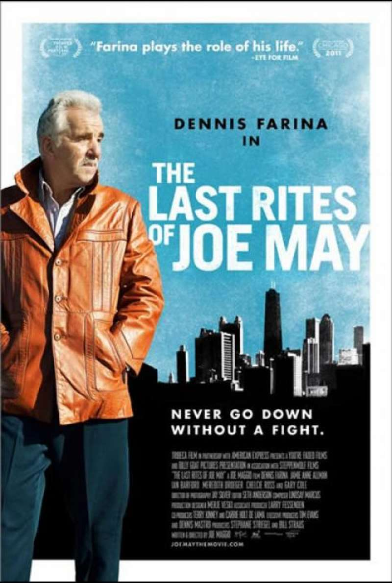 The Last Rites of Joe May - Filmplakat (US)