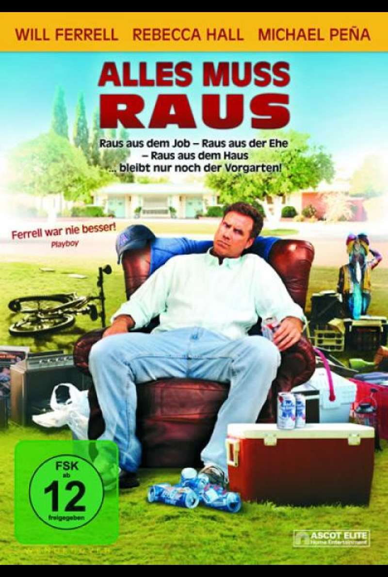 Alles muss raus - DVD-Cover