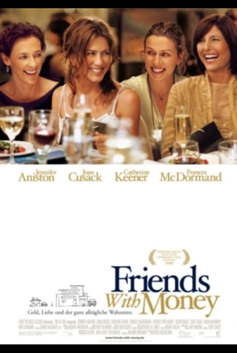 Friends With Money - Filmplakat