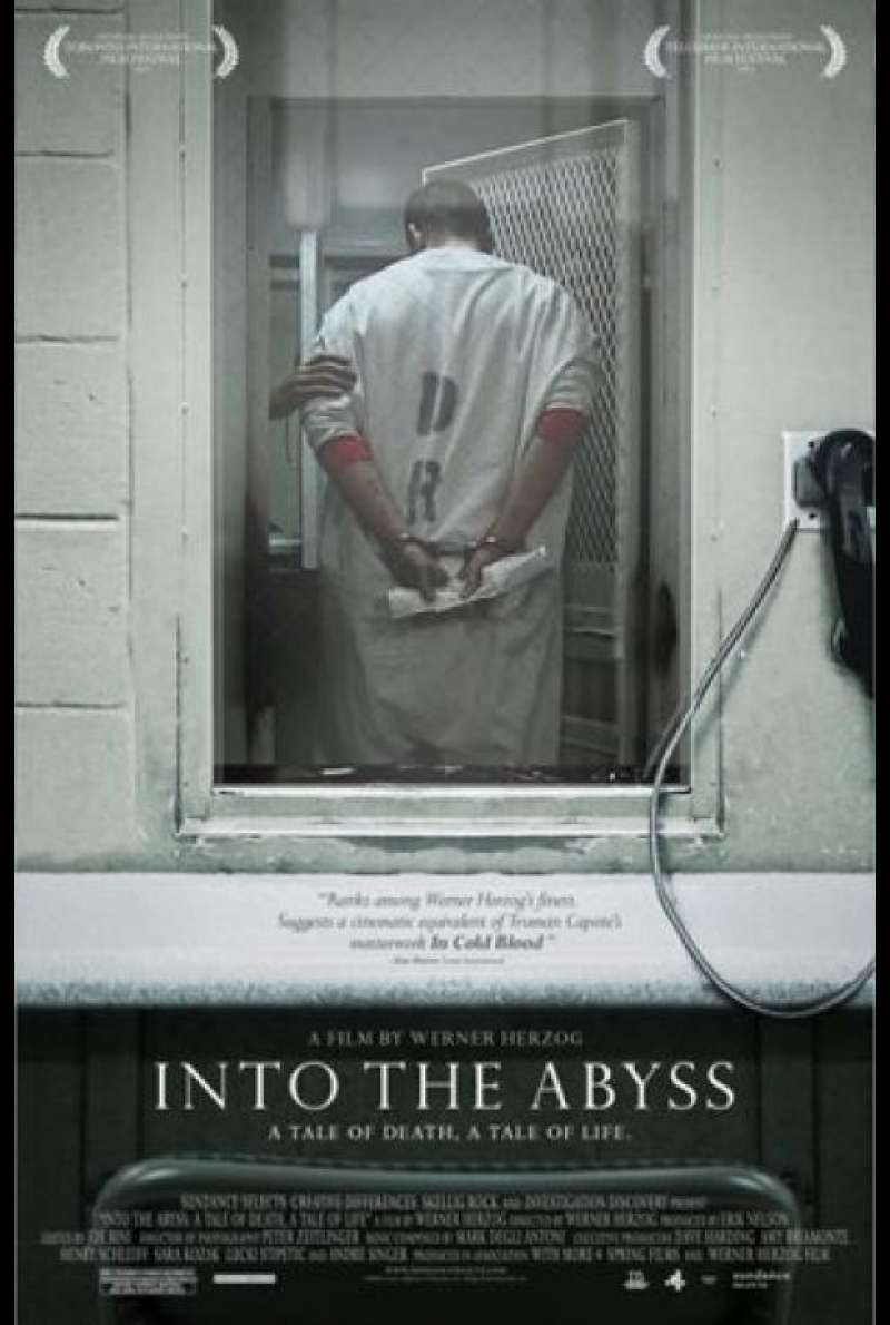 Into the Abyss - Filmplakat (INT)