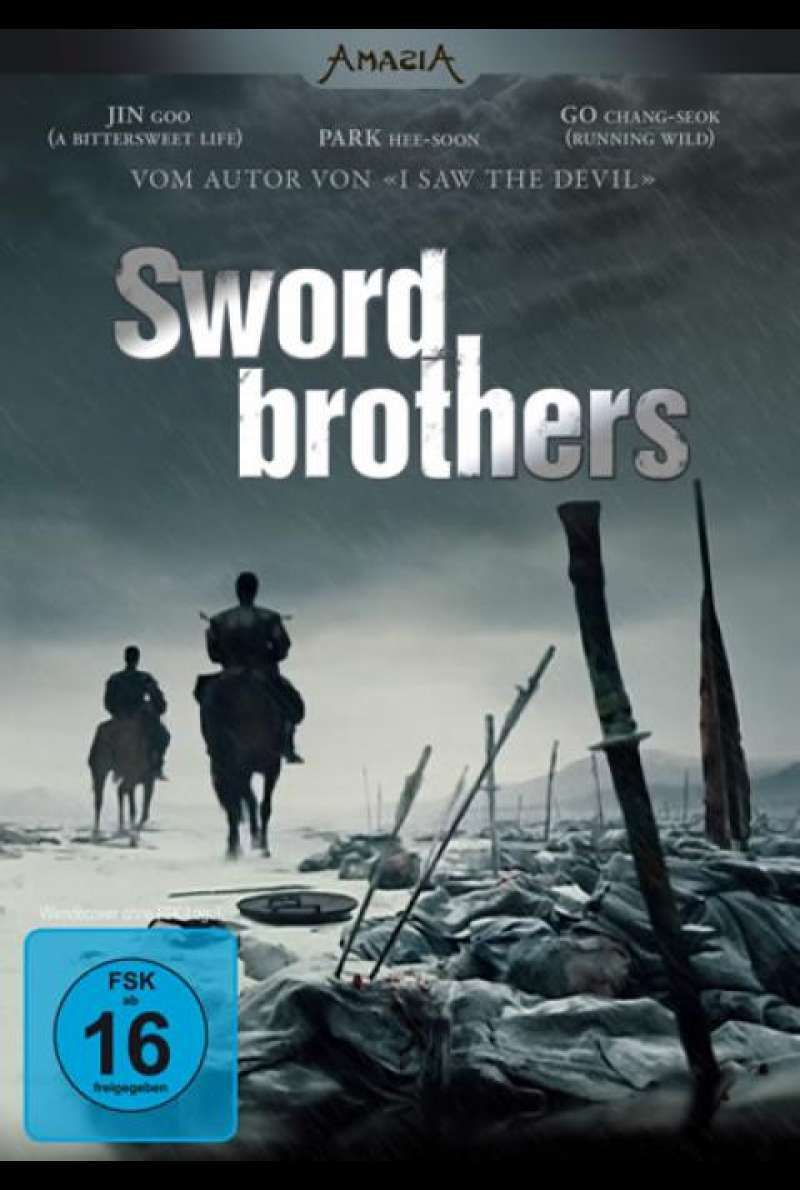 Swordbrothers - DVD-Cover