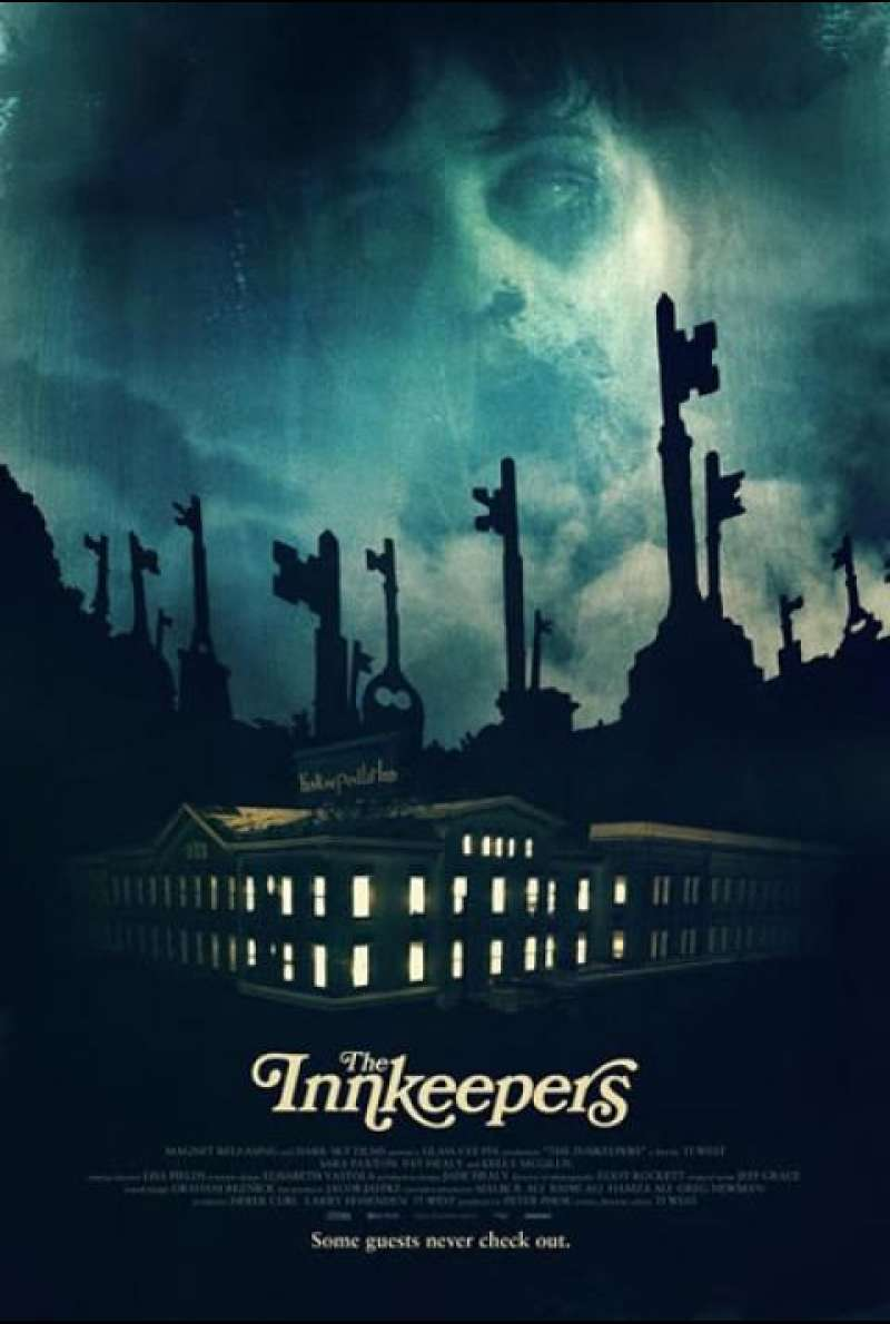 The Innkeepers - Filmplakat (US)