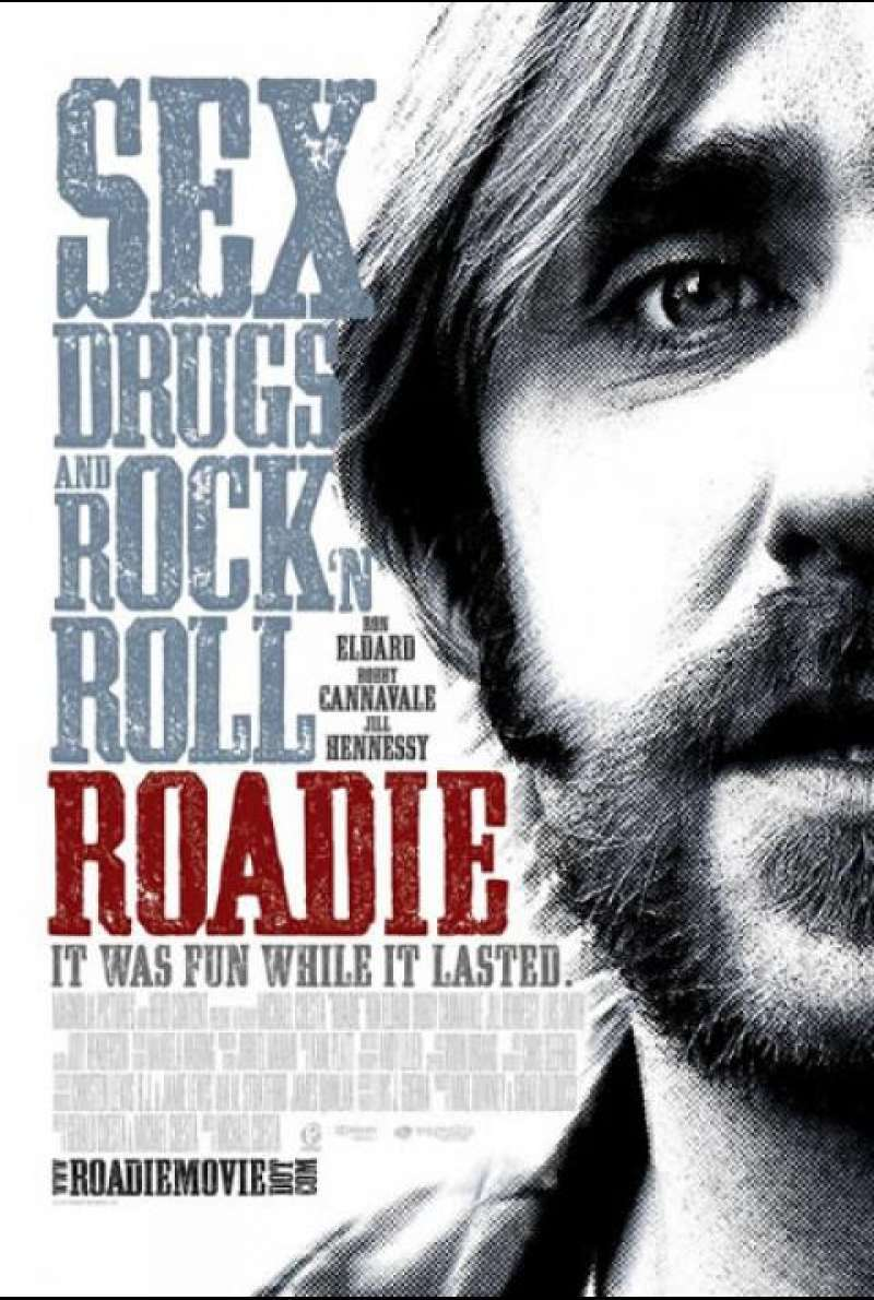 Roadie - Filmplakat (US)