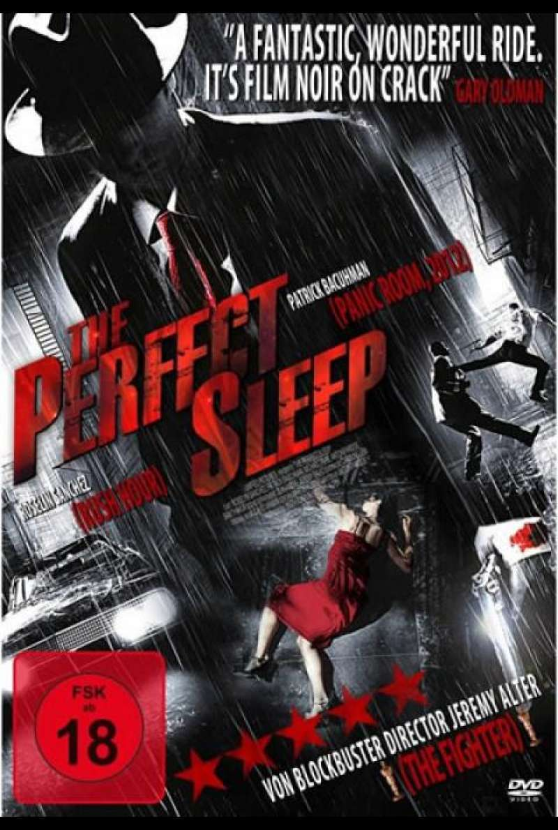 The Perfect Sleep - DVD-Cover