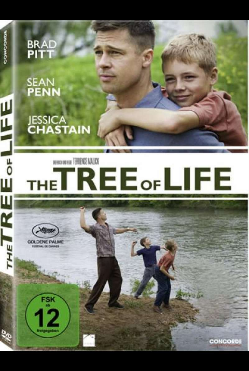 The Tree of Life - DVD-Cover