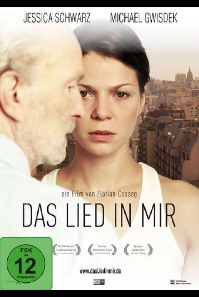 Das Lied in mir - DVD-Cover