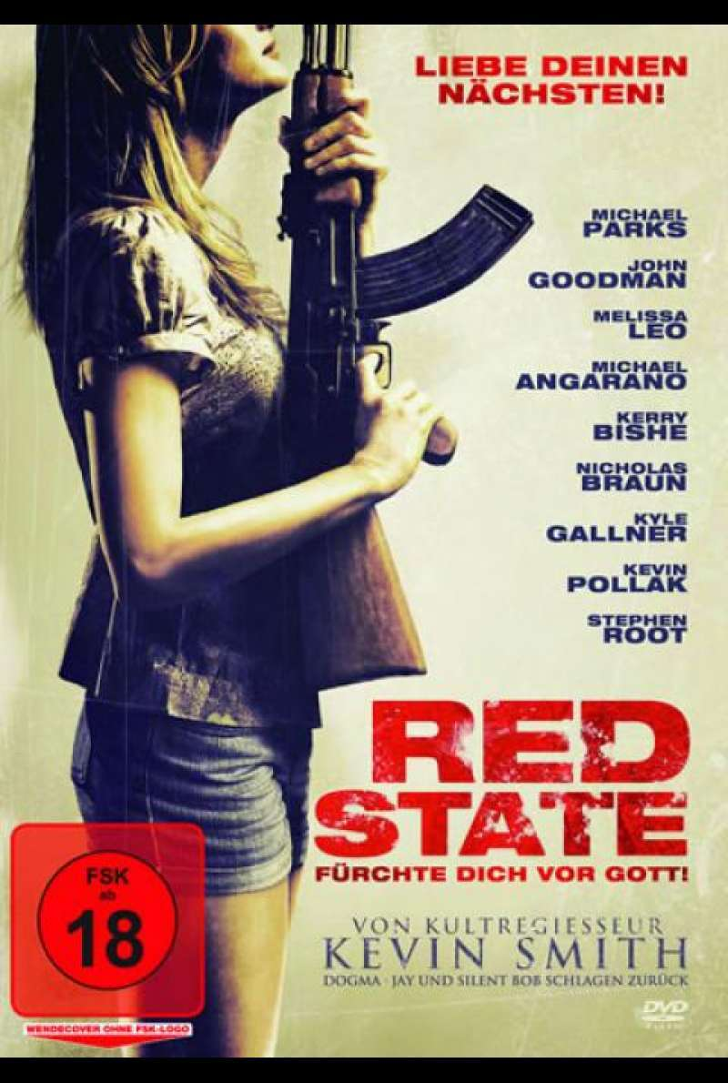 Red State - DVD-Cover
