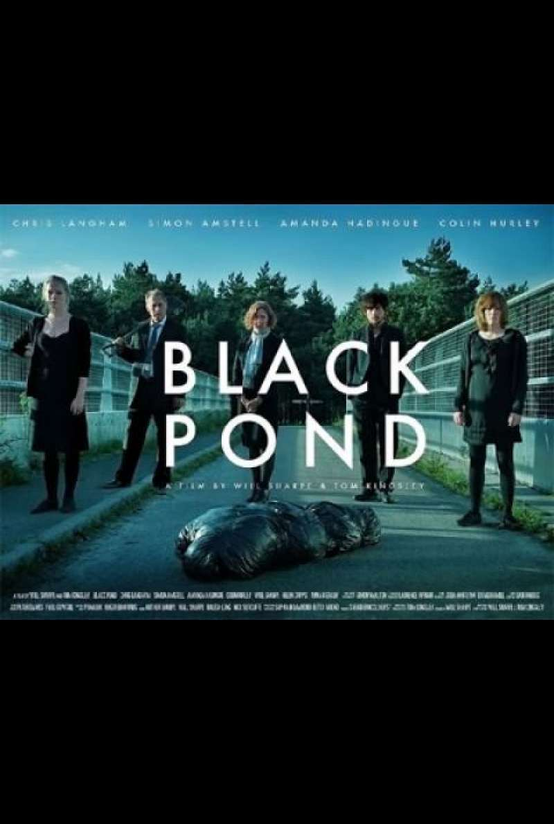 Black Pond - Quad (GB)