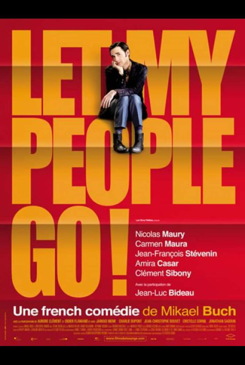 Let My People Go! - Filmplakat (FR)