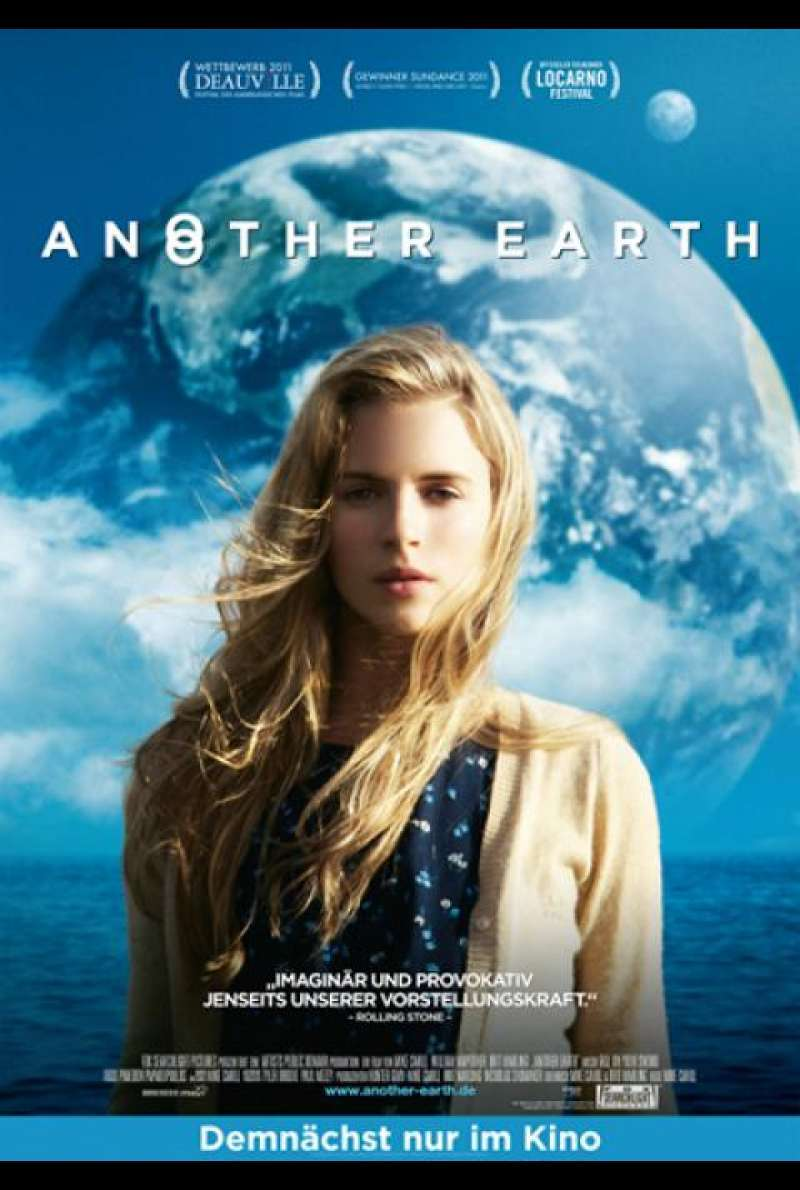 Another Earth - Filmplakat