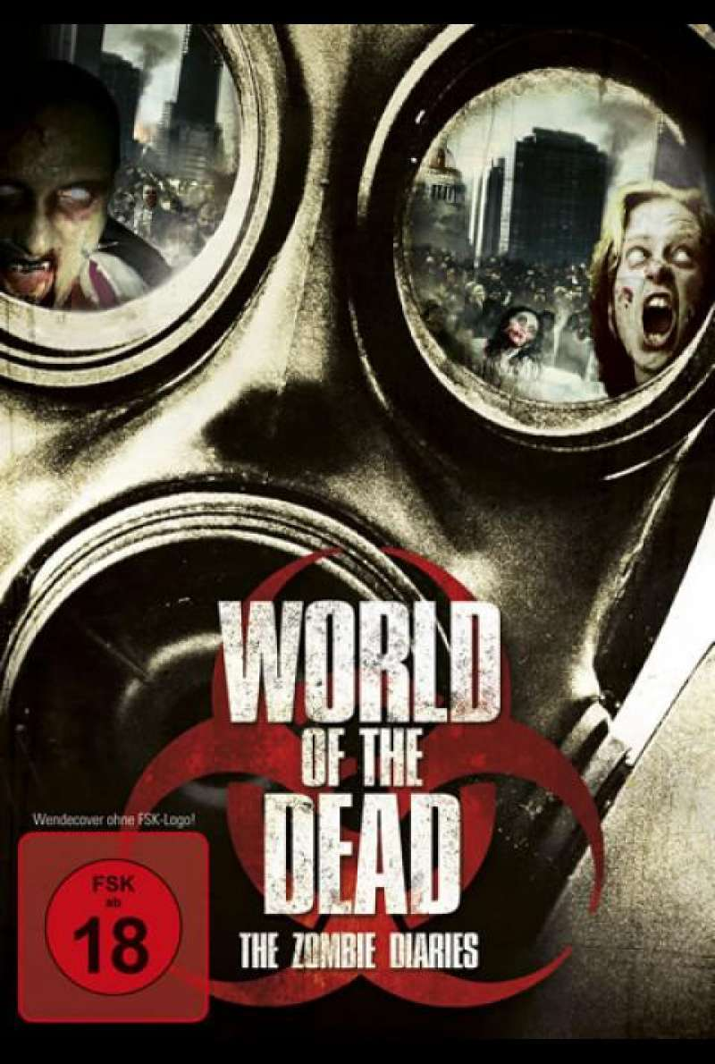 World of the Dead - The Zombie Diaries - DVD-Cover