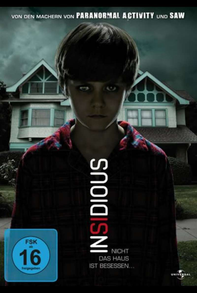 Insidious - DVD-Cover